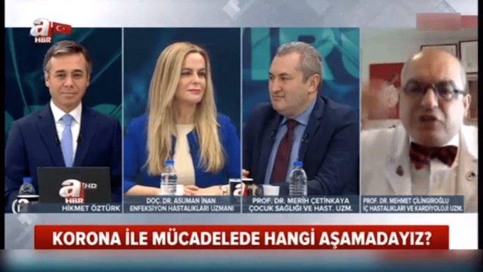 A Haber'e bağlanan Prof. Dr. Çilingiroğlu: Atatürk'ü sevmek için sizden izin mi alacağım, terbiyesizler!