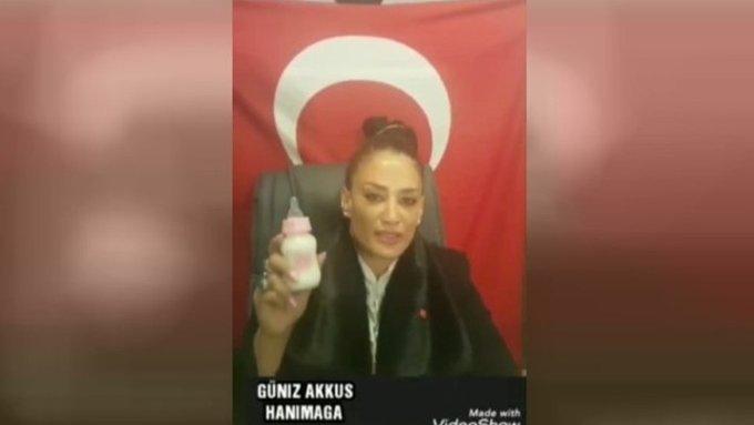 'Hanımağa' lakaplı Güniz Akkuş'tan Sedat Peker'e: Bana bak Sedat, sana 10 gün mühlet veriyorum