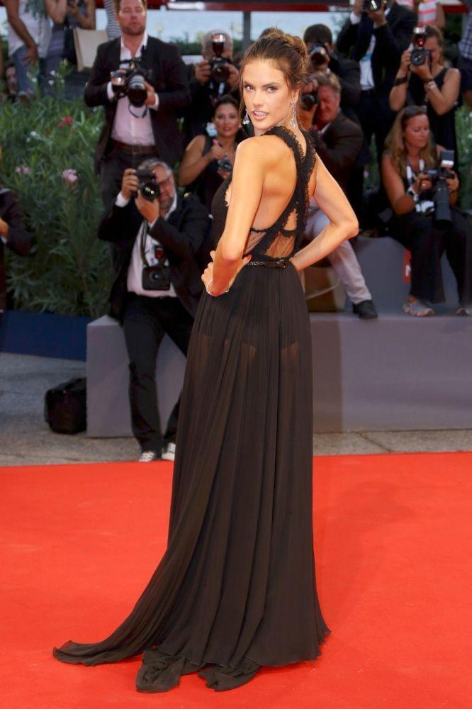 Alessandra Ambrosio – Spotlight prömiyeri