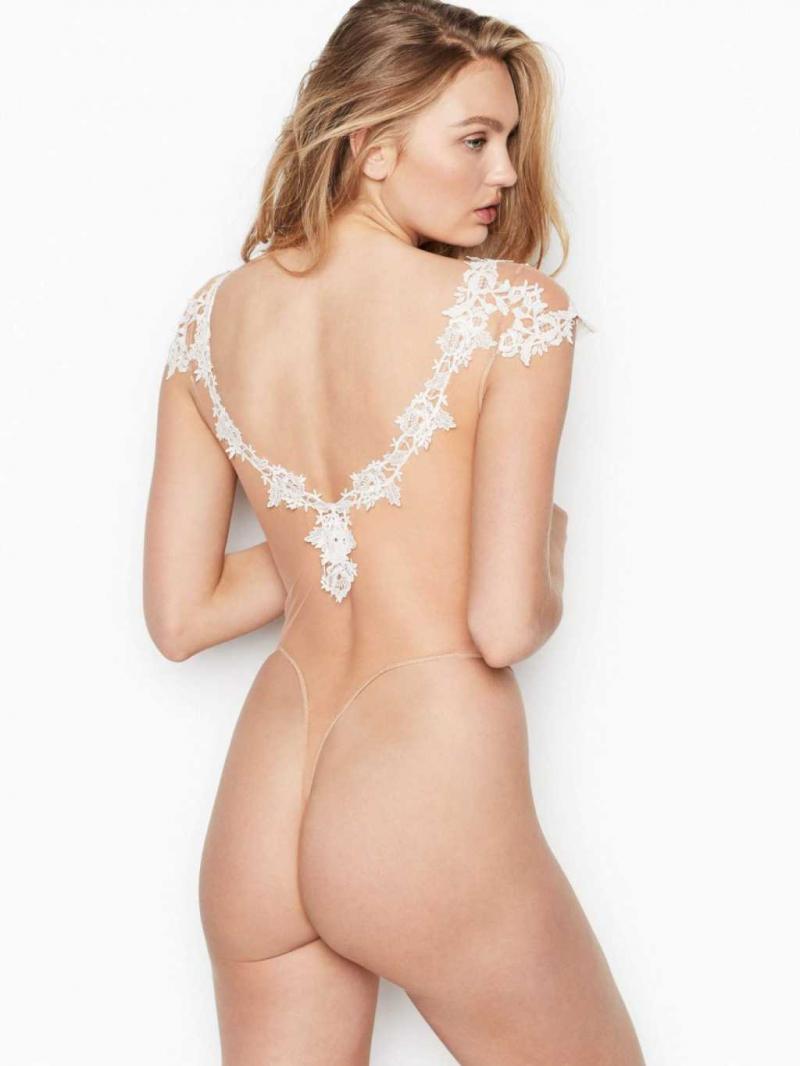 Romee Strijd 2020 Victoria's Secret çekimlerinde