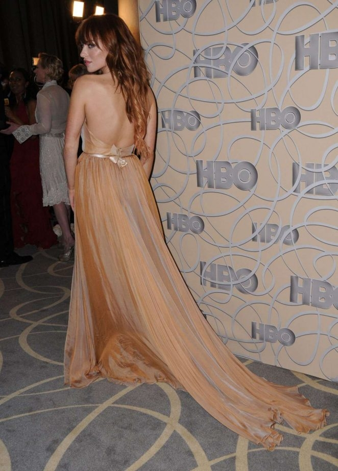 Francesca Eastwood – HBO Golden Globes parti