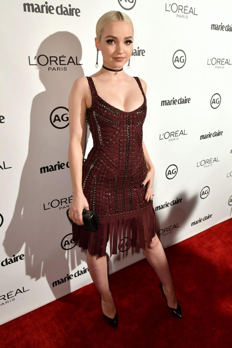 Dove Cameron – Marie Claire ödülleri