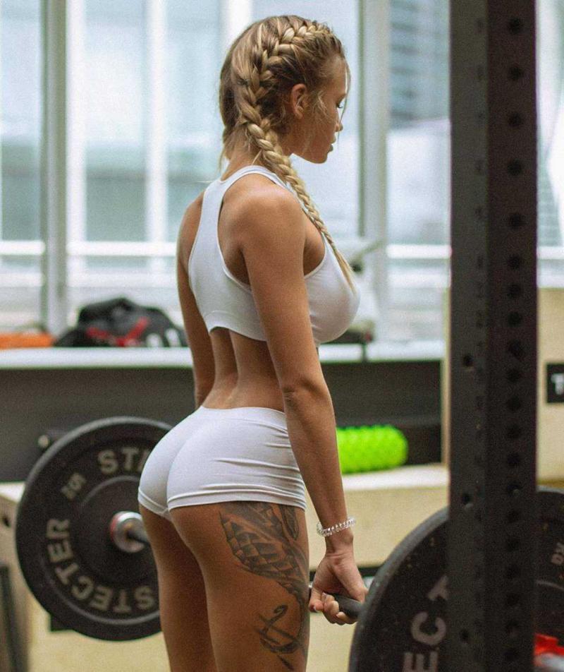 Natalya Krasavina sporda
