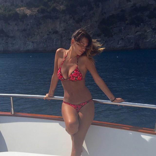 Debora Salvalaggio  nackt