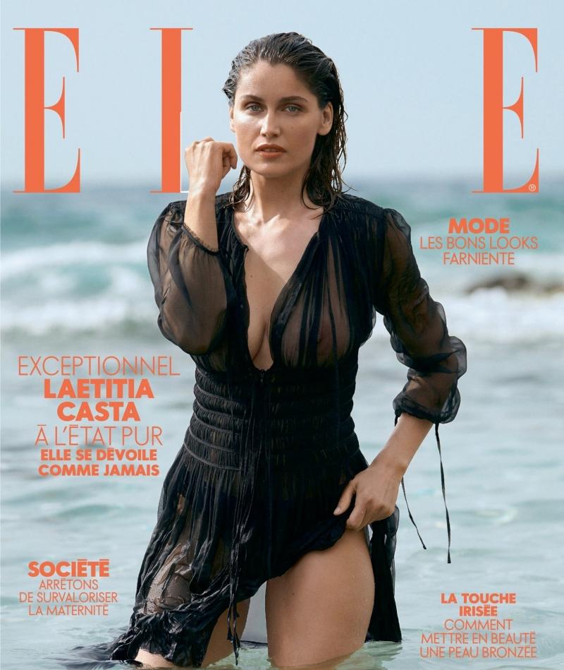Laetitia Casta – Elle Magazin