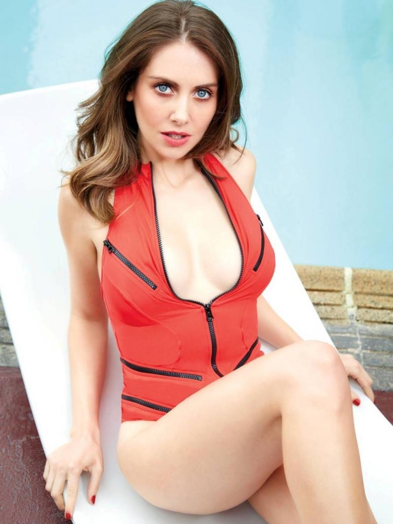 Alison Brie – GQ Mexico Magazin