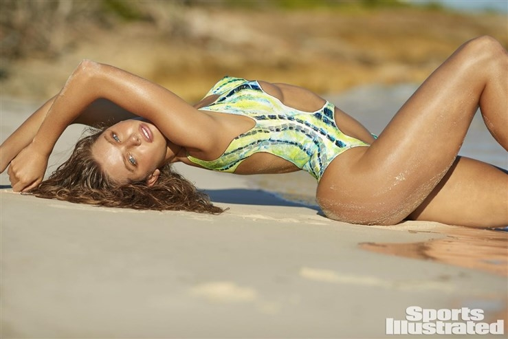 McKenna Berkley – Sport Illustrated