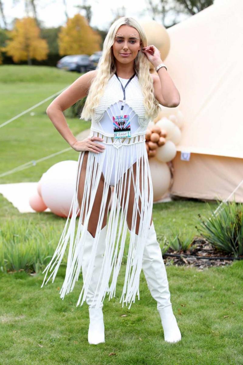 Amber Turner Chlochella Festivali'nde