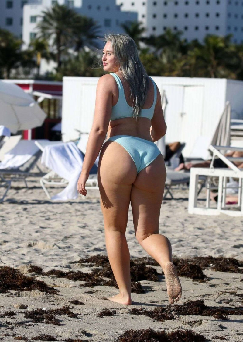Iskra Lawrence - Miami