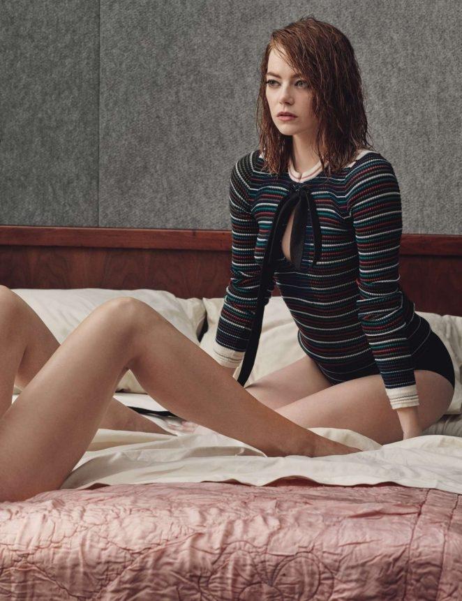 Emma Stone – W Magazin
