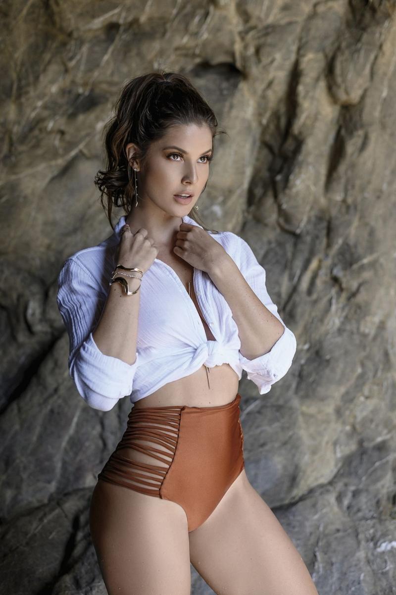 Amanda Cerny Maxim çekimlerinde