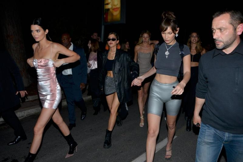 Kendall Jenner & Bella Hadid