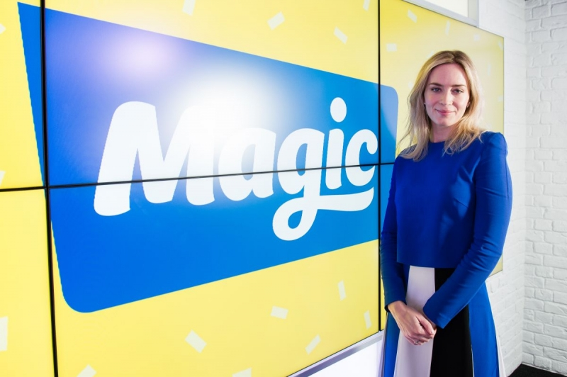 Emily Blunt-  London Magic Radyo