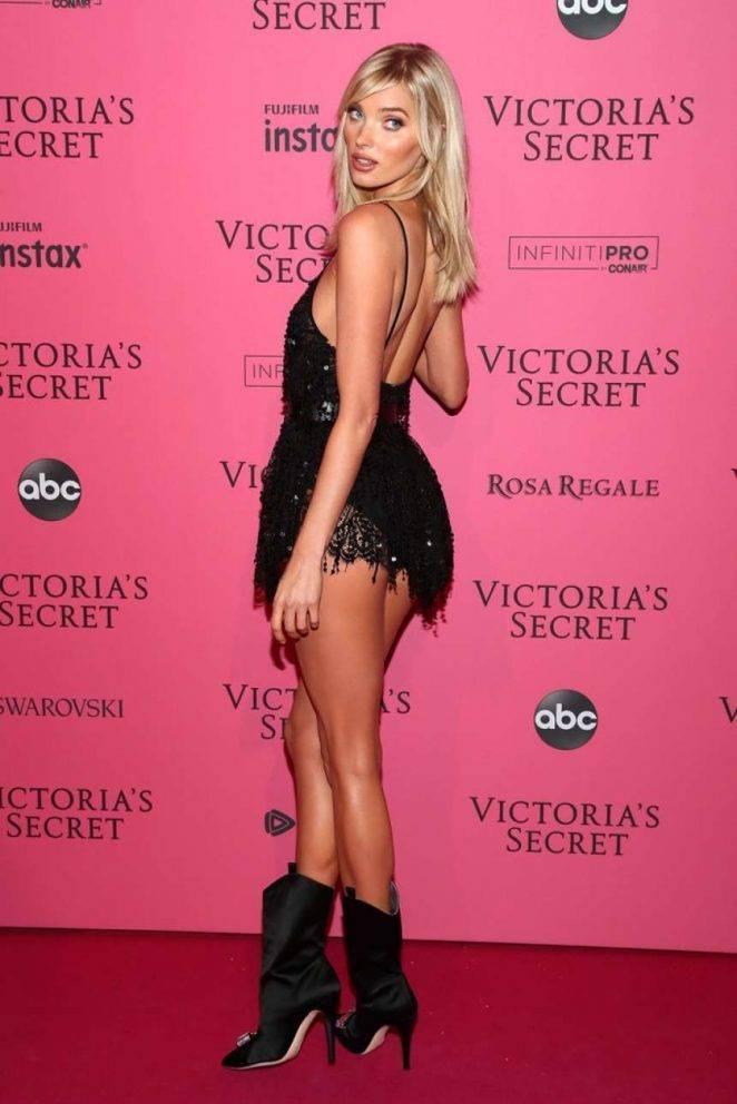 Elsa Hosk - 2018 Victoria's Secret moda etkinliği