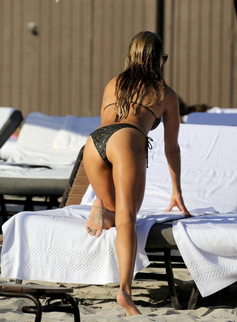 Sylvie Meis - Miami plajı