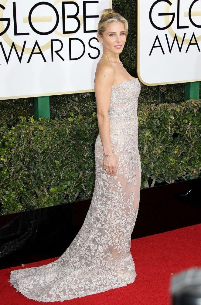 Elsa Pataky Annual Golden Globe ödüllerinde