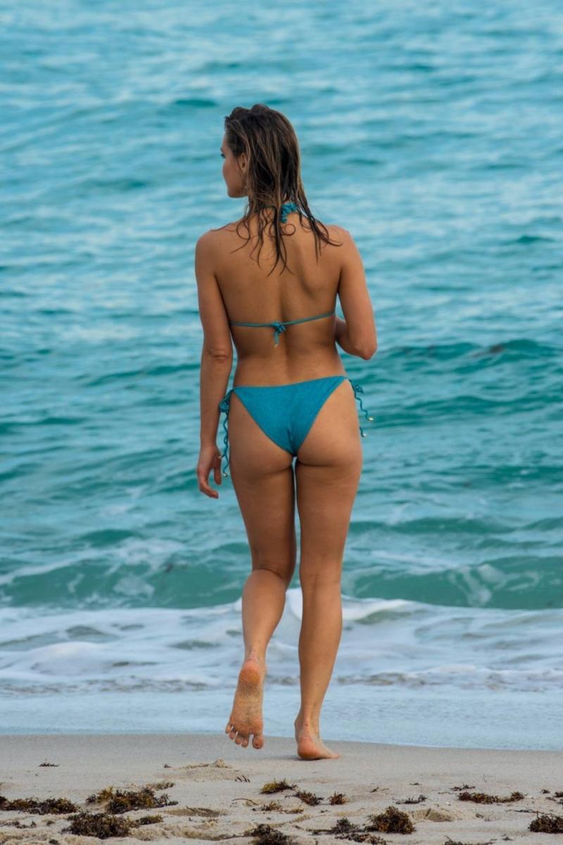 Joy Corrigan - bikini