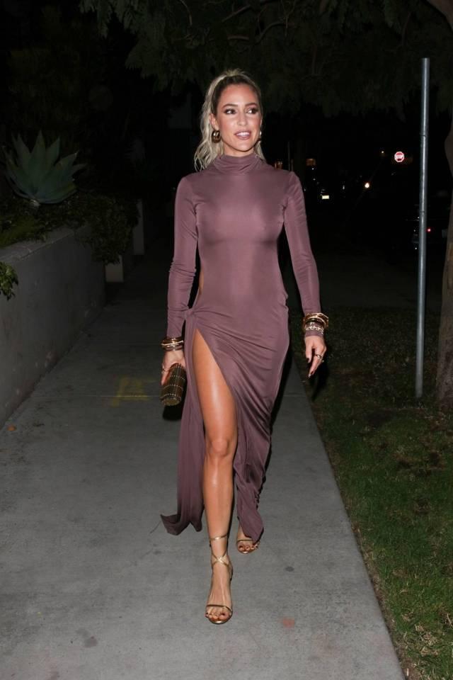 Kristin Cavallari 2020 Amerikan Müzik Ödüllerinde