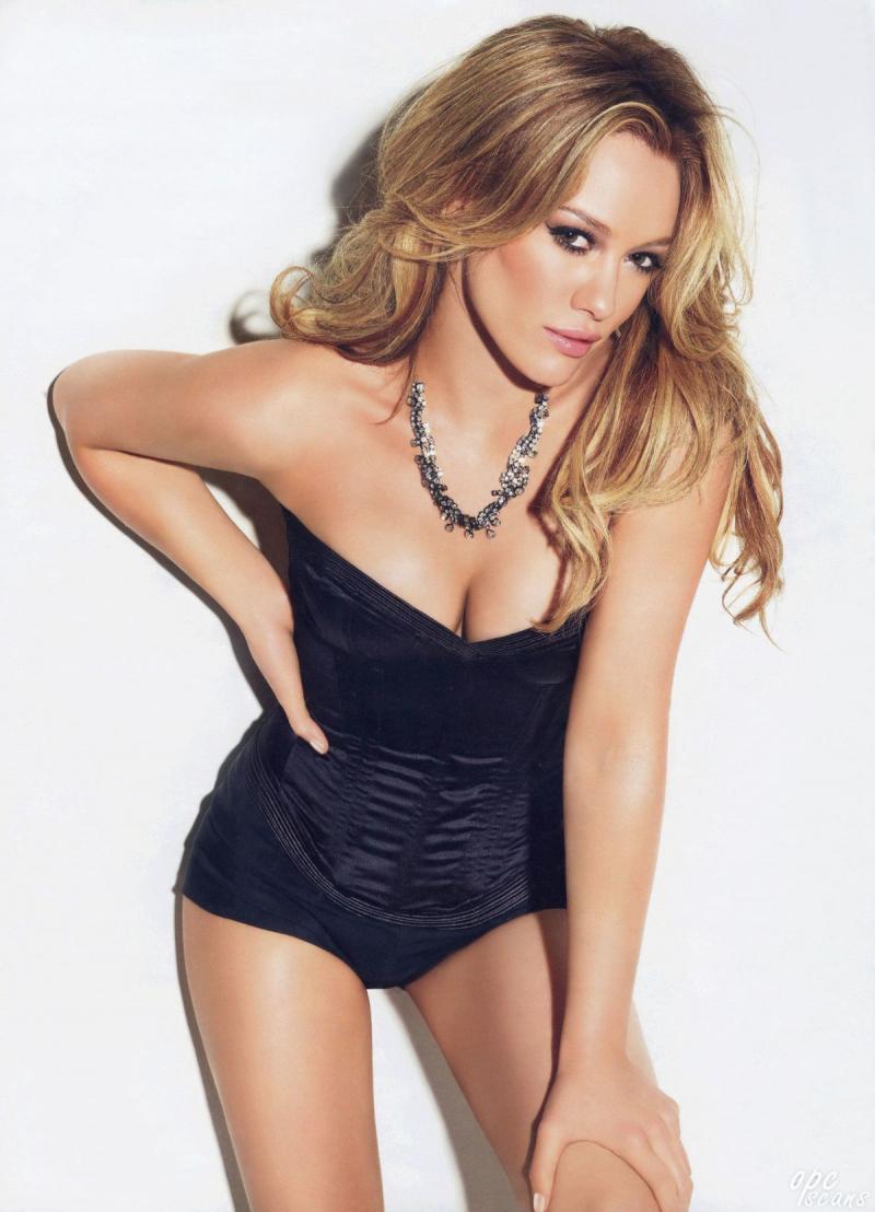 Hilary Duff  Maxim Magazin çekimlerinde