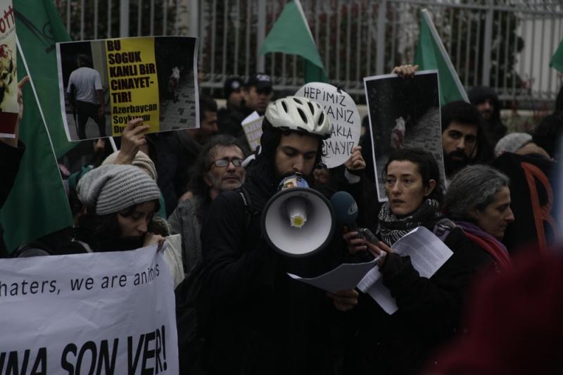 Azerbaycan Protestosu