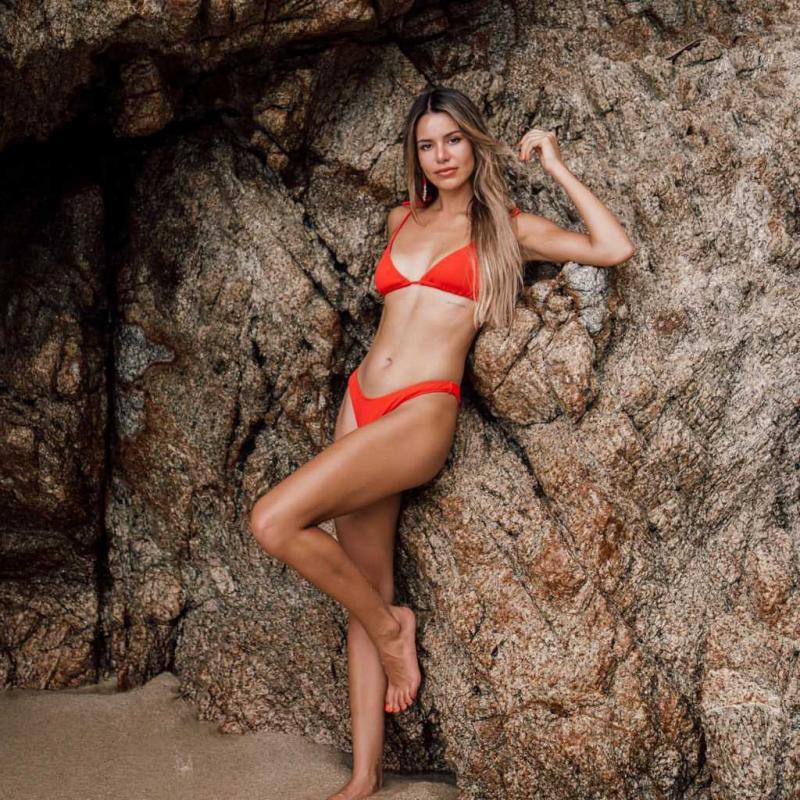 Madison Reed Modeliste Magazin 2019 çekimlerinde