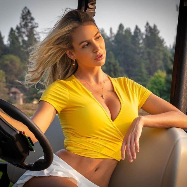 Bri Teresi golfte