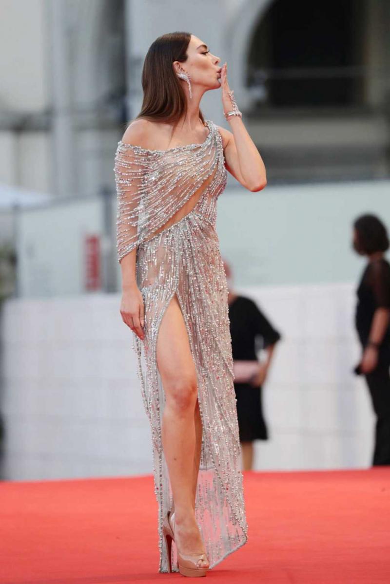 Stephanie Saliba 2020 Venedik Film Festivali'nde