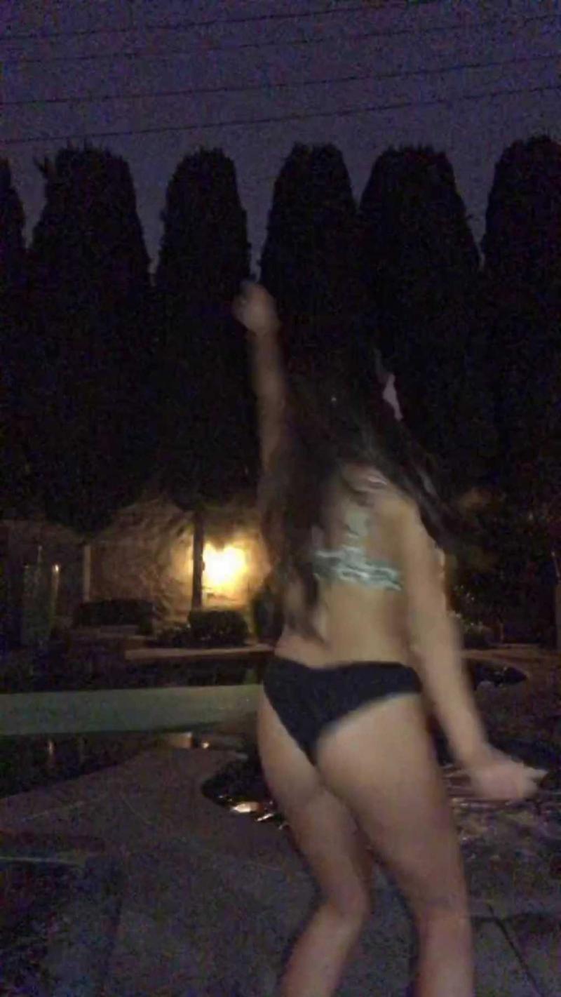Madisyn Shipman dans videosu yayınladı