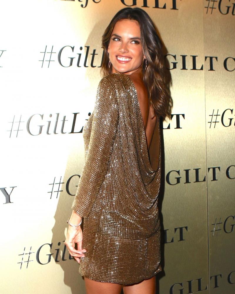Alessandra Ambrosio – GiltLif Parti