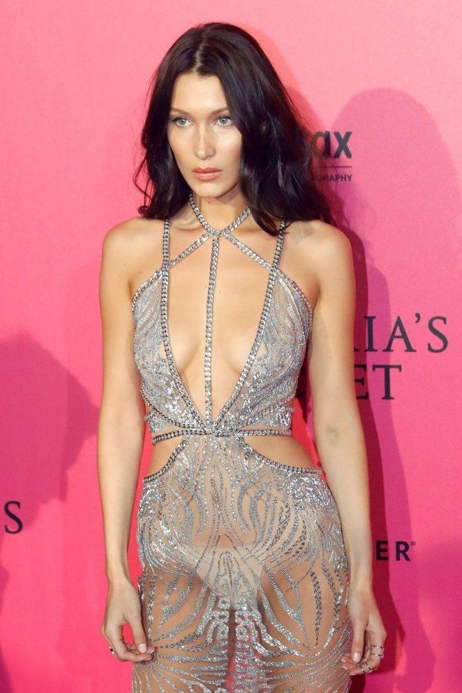Bella Hadid – Victoria's Secret moda etkinliği