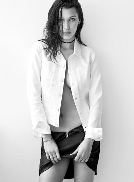 Bella Hadid – Flare Magazin