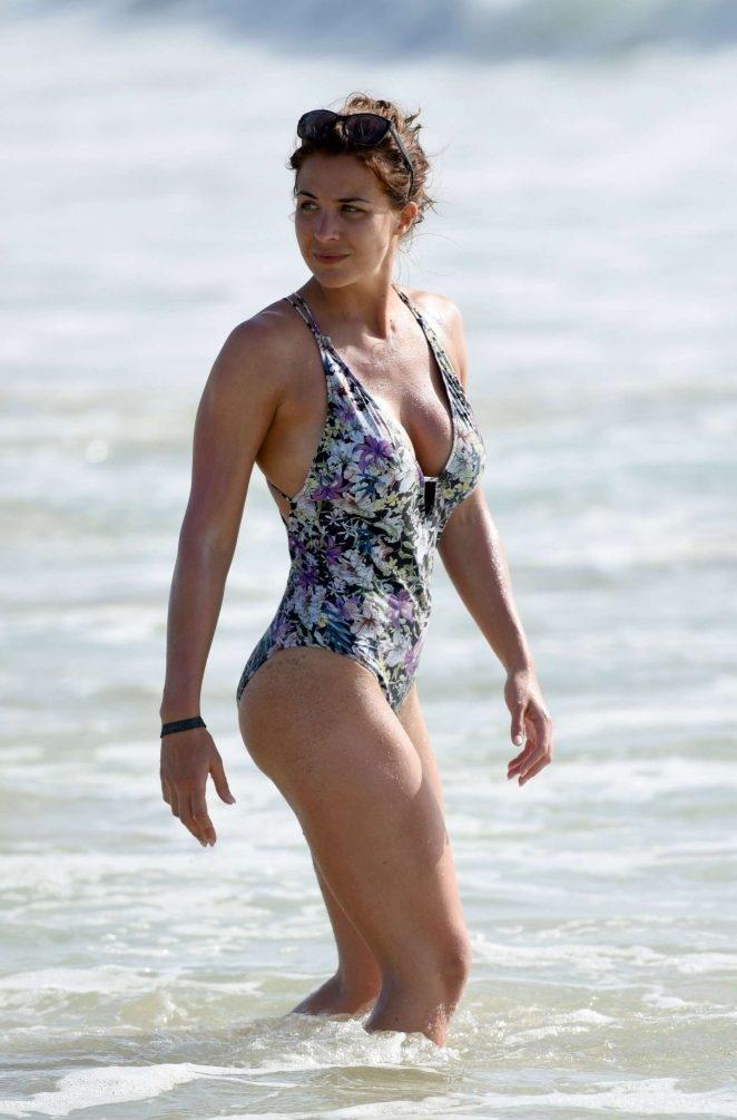 Gemma Atkinson - Cape Verde