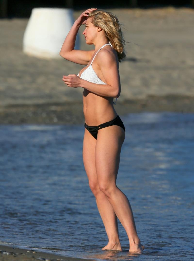 Gemma Atkinson- Marbella
