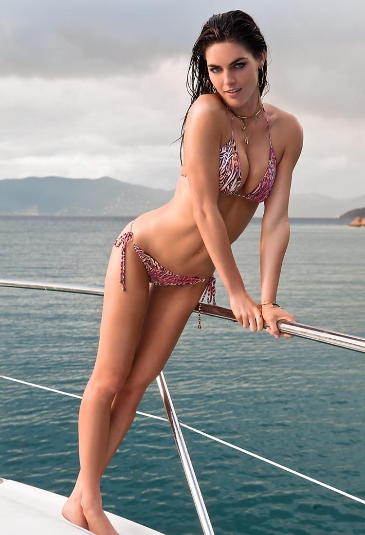 hilary rhoda bikini - 750×1099
