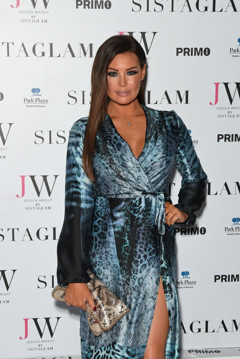 Jessica Wright – Sistaglam Launch Parti