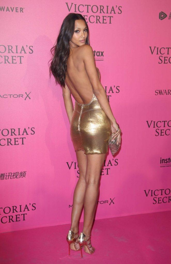 Lais Ribeiro – Victoria's Secret moda etkinliği