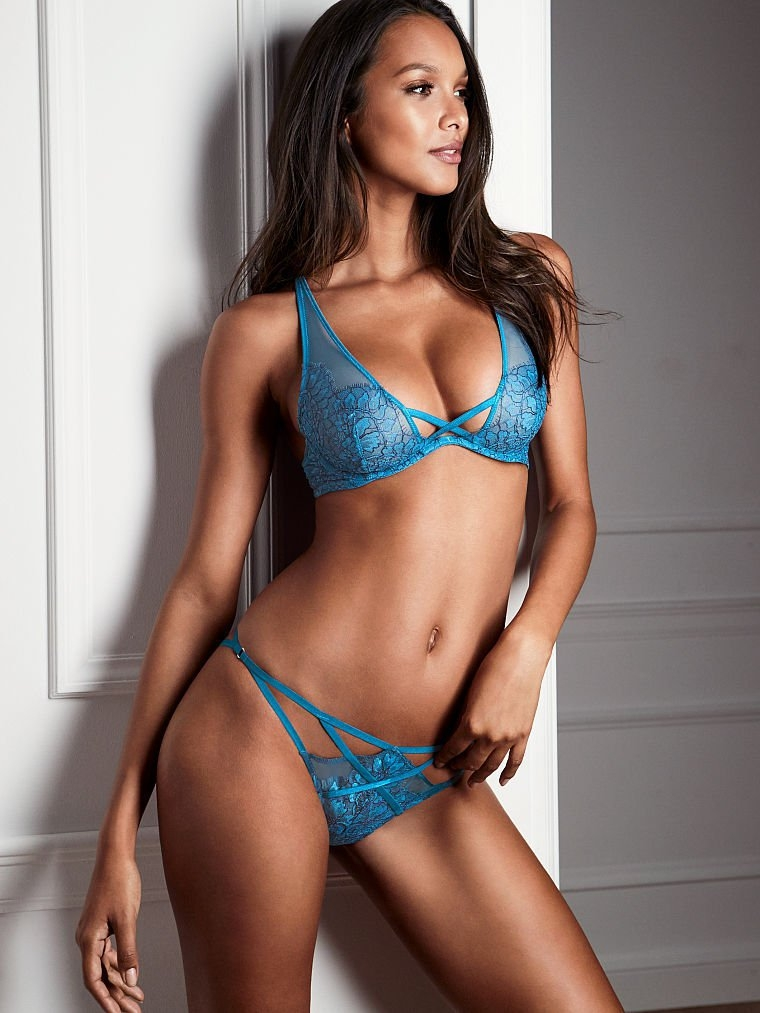 Lais Ribeiro – Victoria's Secret çekimleri