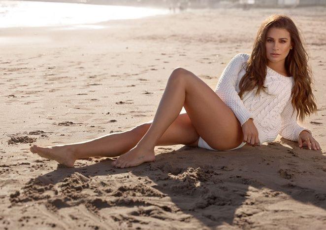 Lea Michele – Shape Magazin çekimleri