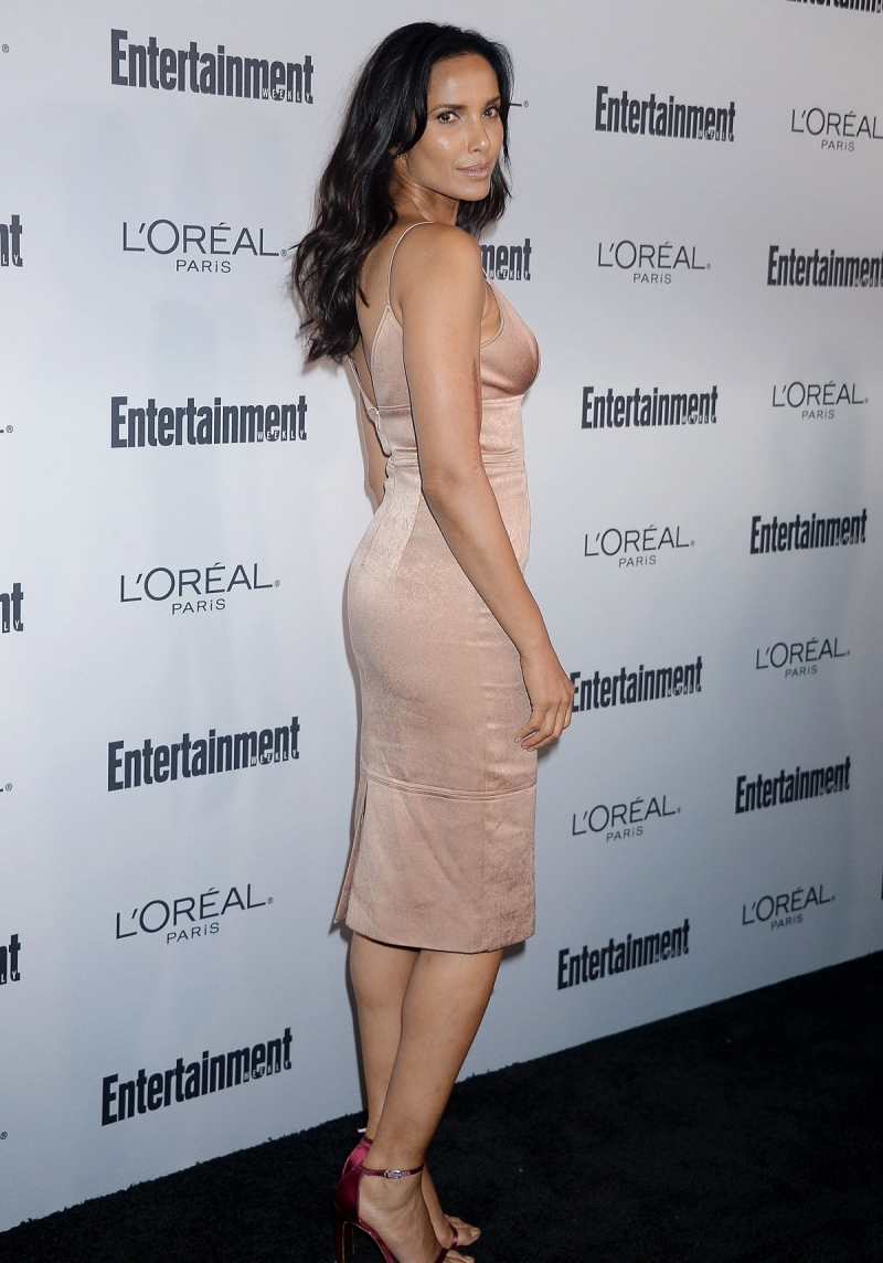 Padma Lakshmi - Entertainment Parti