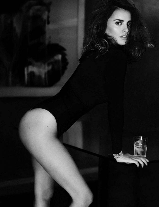 Penelope Cruz Vogue çekimlerinde