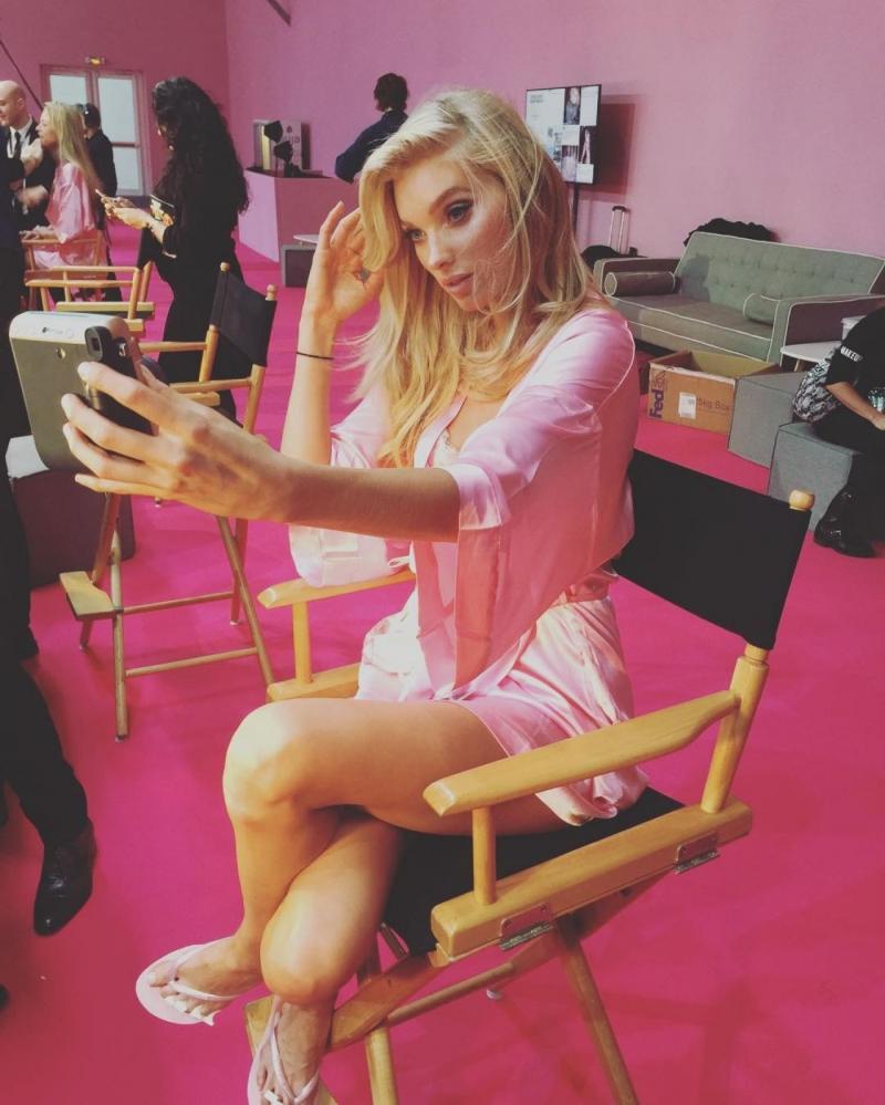 Elsa Hosk – Victoria's Secret