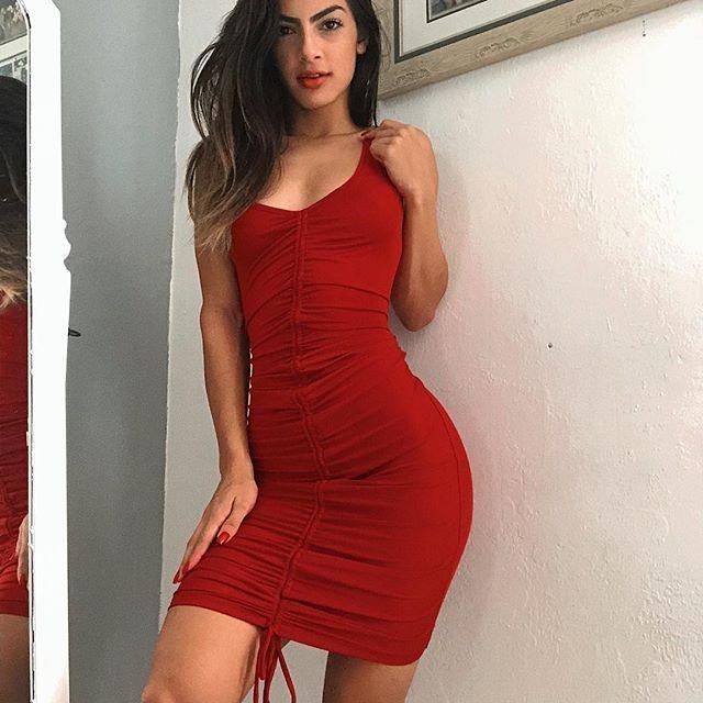 Ana Cheri Formal Dresses Bodycon Dress Moms Bang Teens 1