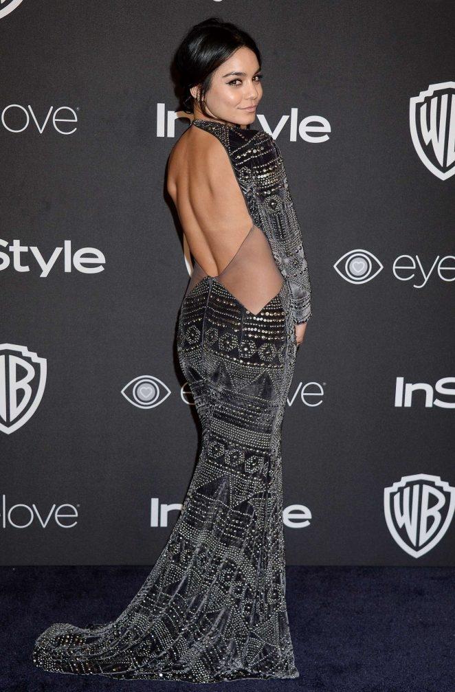 Vanessa Hudgens Warner Bros etkinliğinde