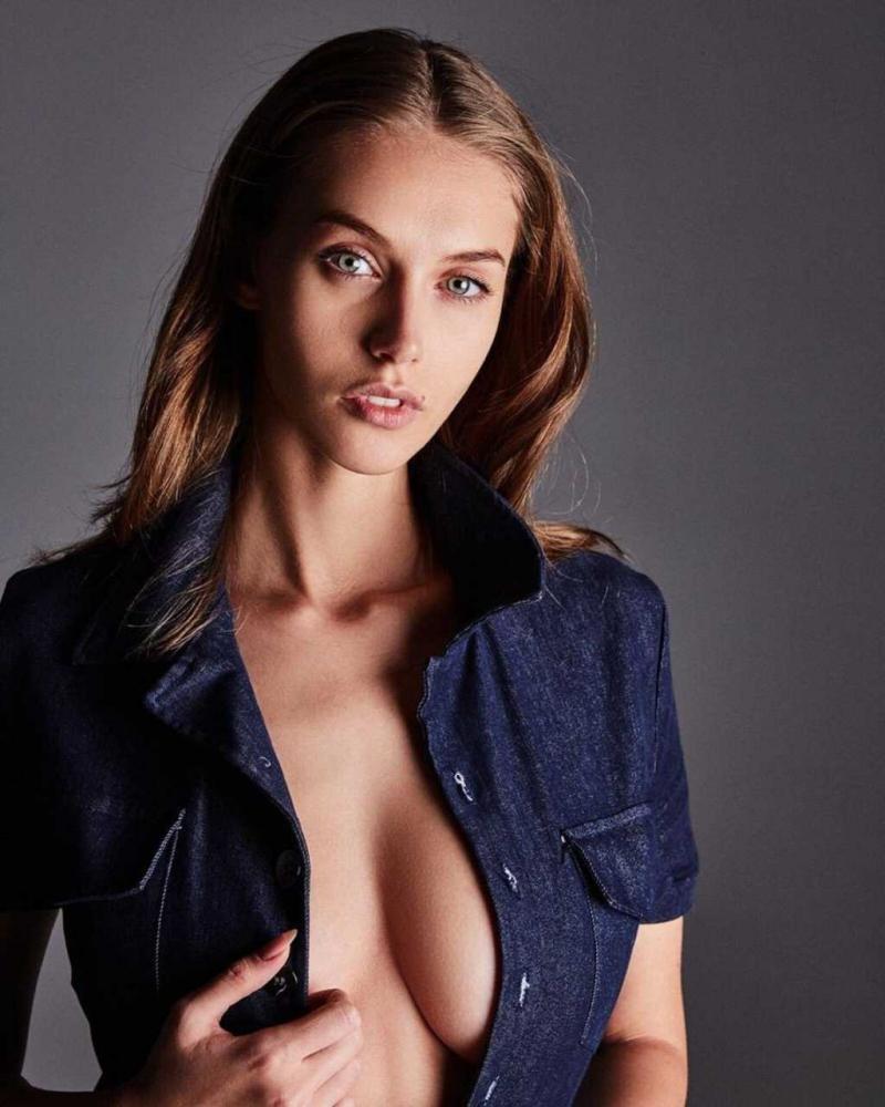 Yulia Rose Anvar Norov çekimlerinde