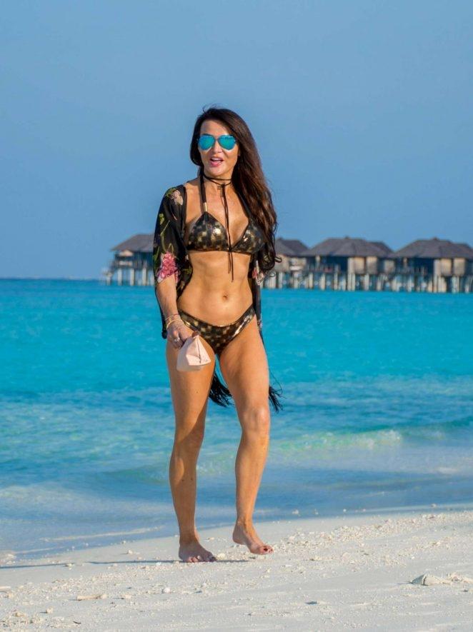 Lizzie Cundy - Maldivler