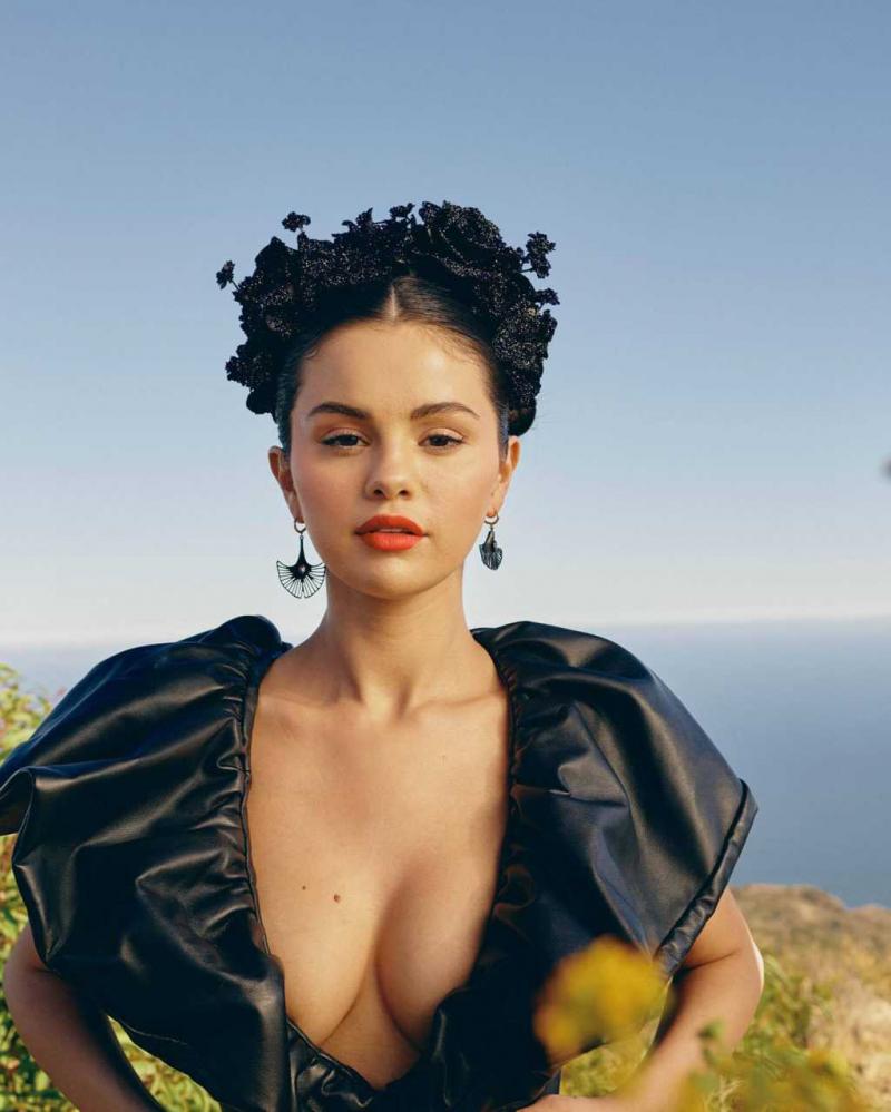 Selena Gomez – Allure Magazin çekimlerinde