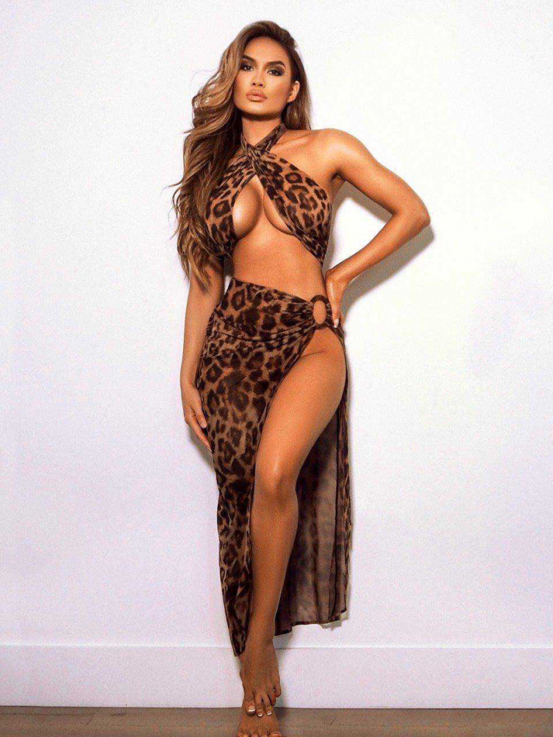 Daphne Joy La Muse by L'Animal 2020 çekimlerinde