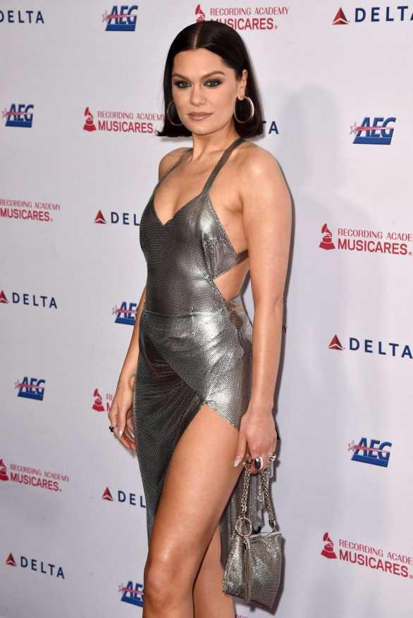 Jessie J 2020 MusiCares galasında