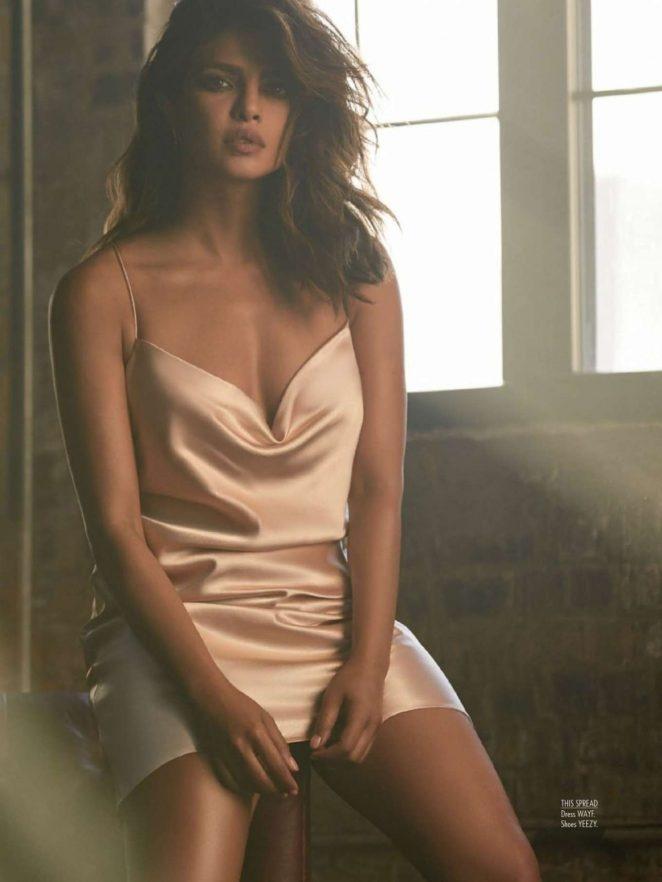 Priyanka Chopra Maxim Magazin çekimlerinde