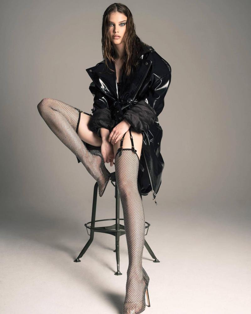 Барбара Палвин на фотосессии L'Officiel Magazine
